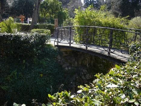 Fr montpellier un jardin au c ur de la ville paysage et patrimoine sans fronti re - Terrasse et jardin en ville montpellier ...