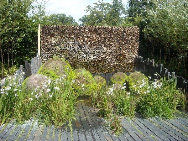 Juillet 2010 briser les barri res territoriales et - Chaumont sur loire festival des jardins ...