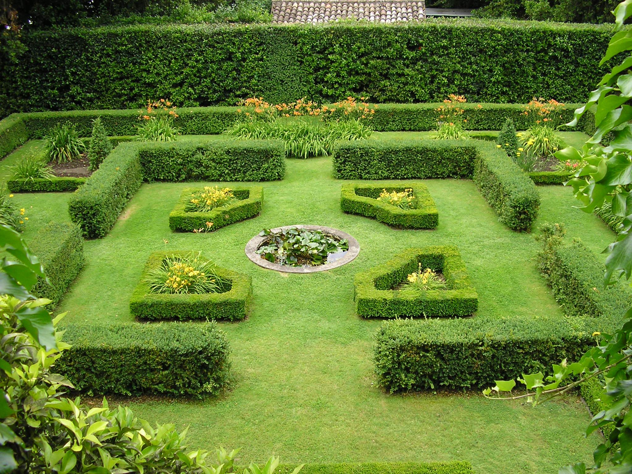 It viterbo au jardin de l infante paysage et for Au jardin de l infante