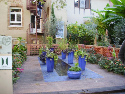 Fr cahors en quercy coup de c ur sur les jardins for Jardin hispano mauresque